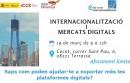 cartell jornada internacionalizacio
