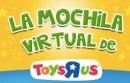 mochila virtal toys