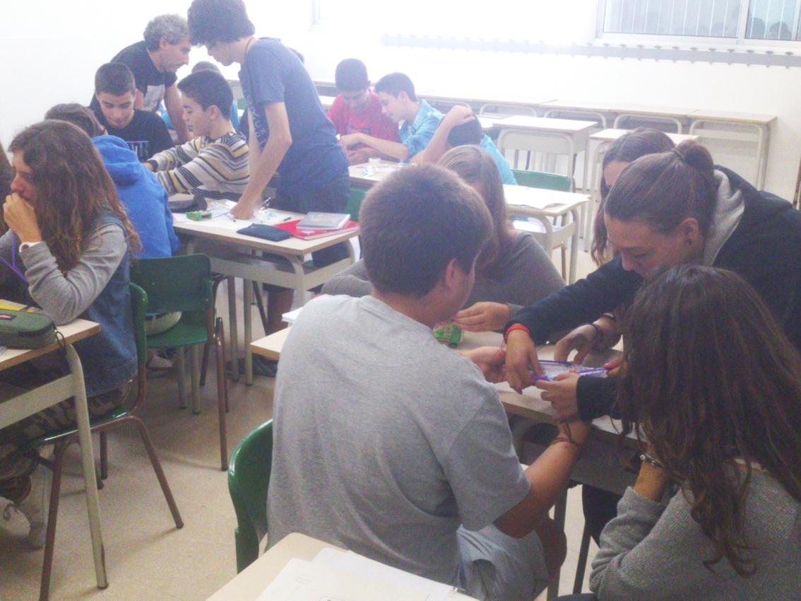 taller creativitat escola tecnos 1
