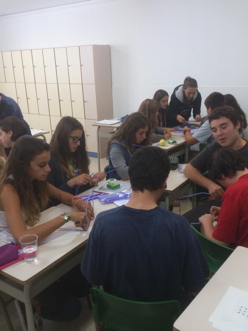 taller creativitat escola tecnos 2