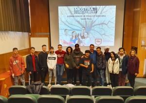 conferencia IES Santa Eulalia publicitat emocional