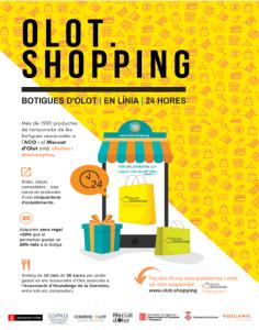 olot shopping